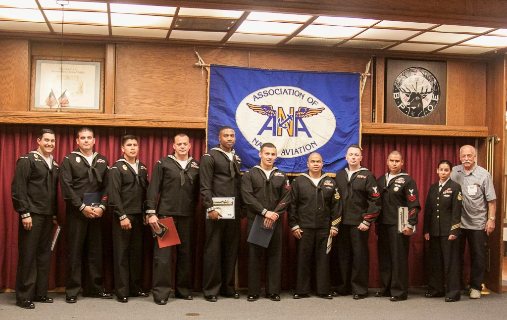 Sailors of the year 2014