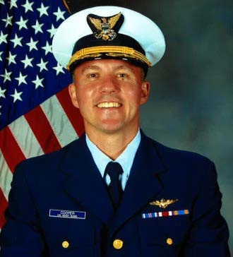 CDR Thomas F. Cooper, U.S. Coast Guard