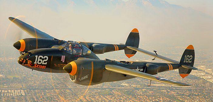 Lomita Flight Strip to WWII P-38 Training Field – Chuck Lobb