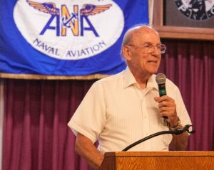Chuck Lobb, Aviation Historian and Author.