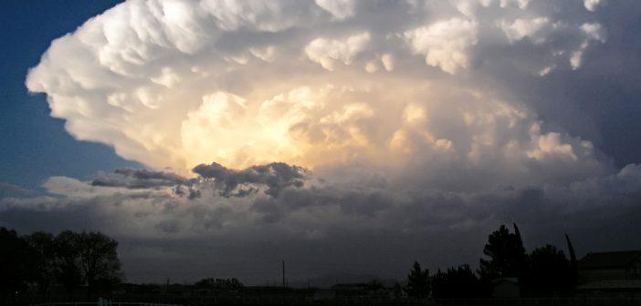 Flying Into Thunderstorms – Bob Johnson