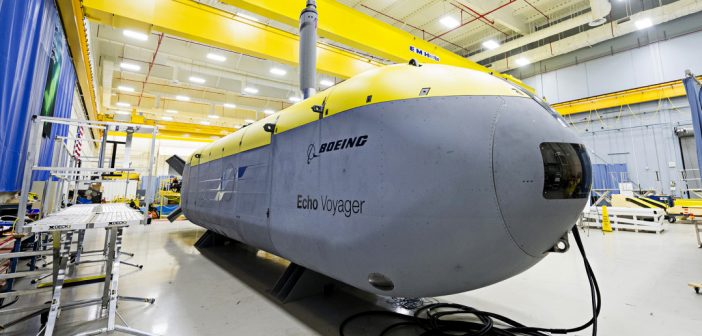 Unmanned Undersea Systems