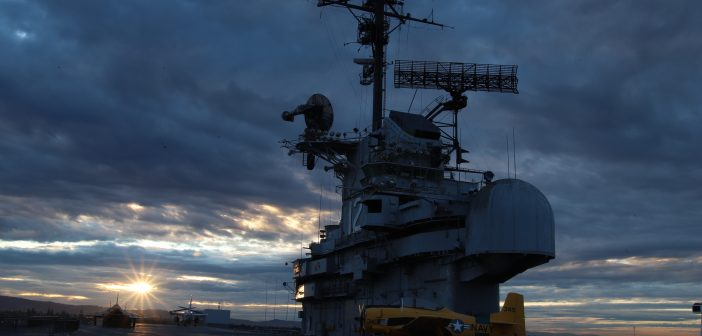 SPECIAL NOTICE: USS Hornet Sea, Air and Space Museum