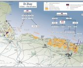 Member Stories: D-Day Maps
