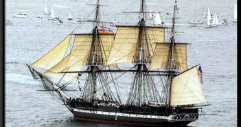 Member Stories: Naval Lessons From The American Revolution