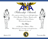 Grampaw Pettibone Squadron Fellowship Award!