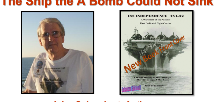 ZOOM with Us! Topic: The Ship the A Bomb Could Not Sink!