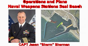 Speaker Briefing: Captain Jason Sherman, USN