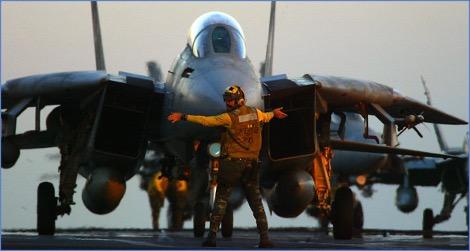 Speaker Briefing: F-14 Review