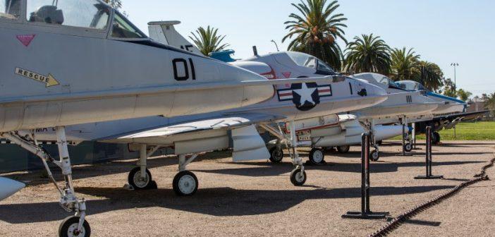 Special Bulletin: Irvine invites Marine aviation museum to return to El Toro