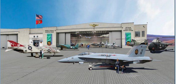 Speaker Briefing: Flying Leathernecks Air Museum (FLAM)